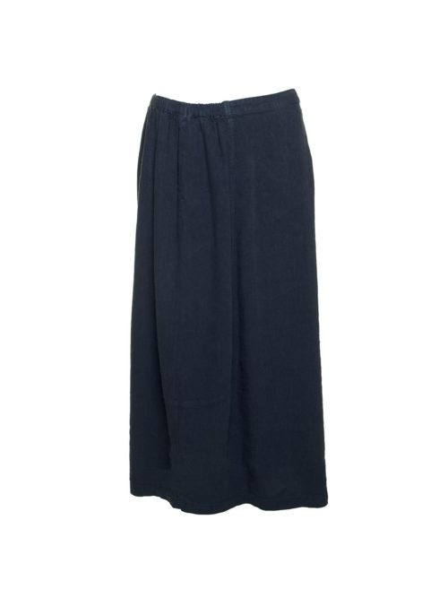 Textured Linen Bubble Skirt Sahara Katie Kerr Women's Clothing