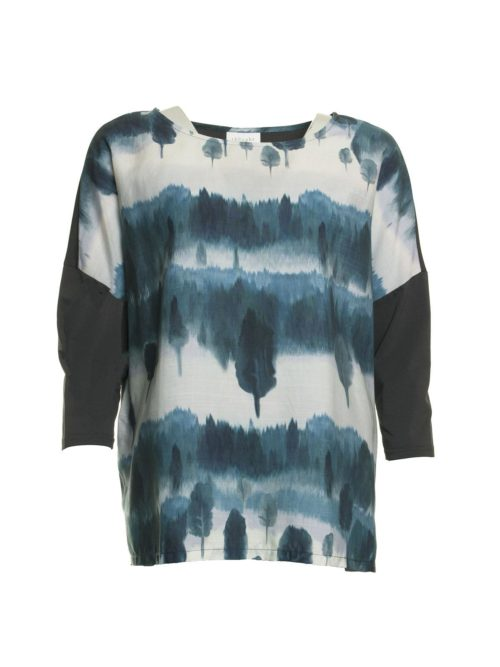 Forest Haze Top Thought Clothing Katie Kerr Women's Clothing