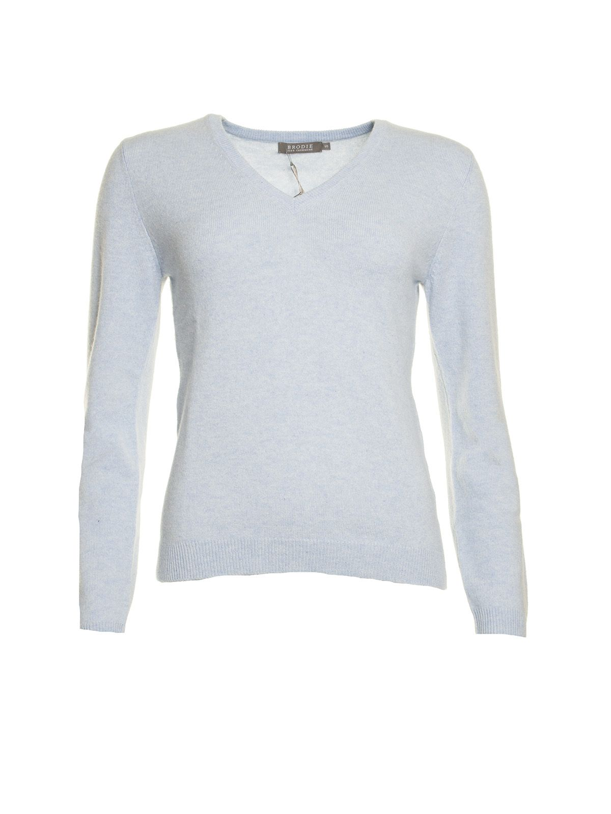 a4ab2d15922 V Neck Jumper Brodie Fine Cashmere Katie Kerr Women's Clothing