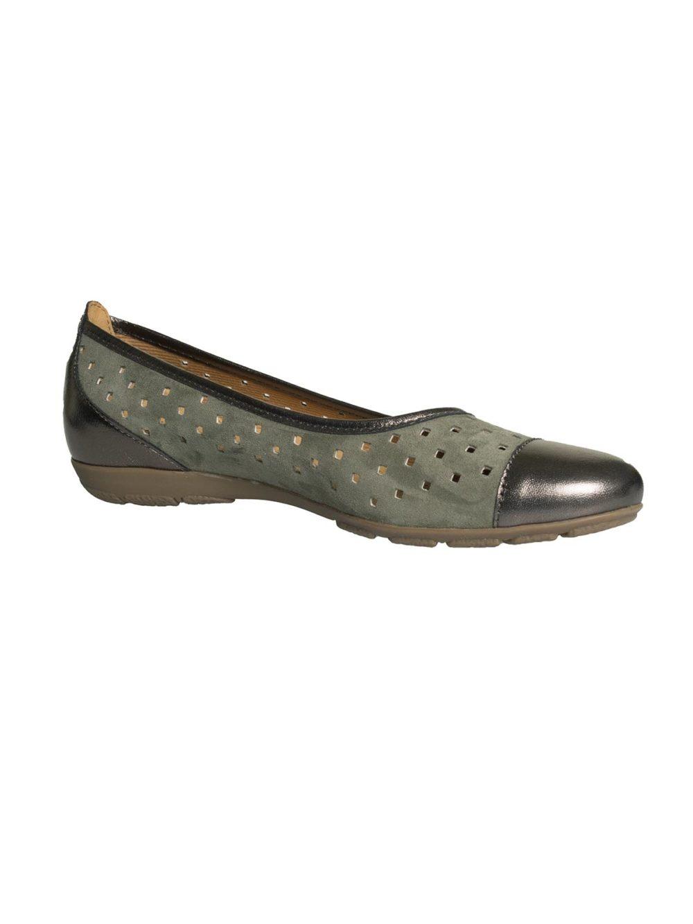 Ruffle Shoe Gabor Katie Kerr Women's Clothing