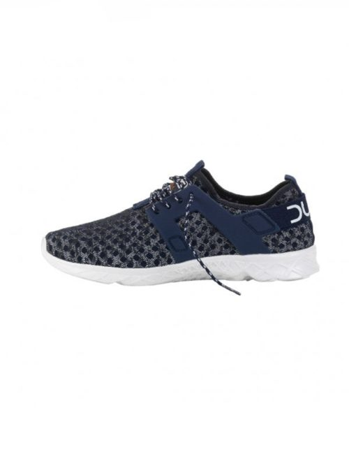 Mistral Navy Melange Airflow Hey Dude Shoes Katie Kerr Women's Clothing