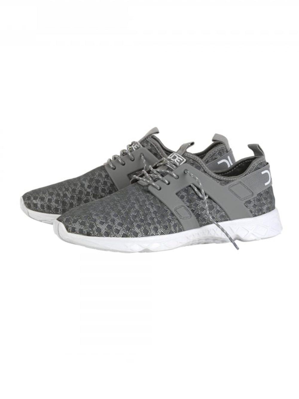 Mistral Grey Melange Airflow Hey Dude Shoes Katie Kerr Women's Clothing