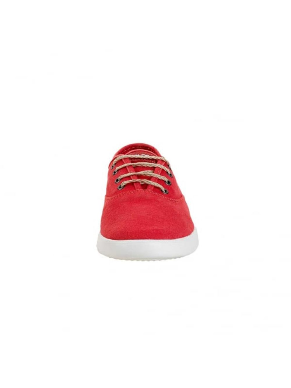 Jenny Coral Canvas Hey Dude Shoes Katie Kerr Women's Clothing