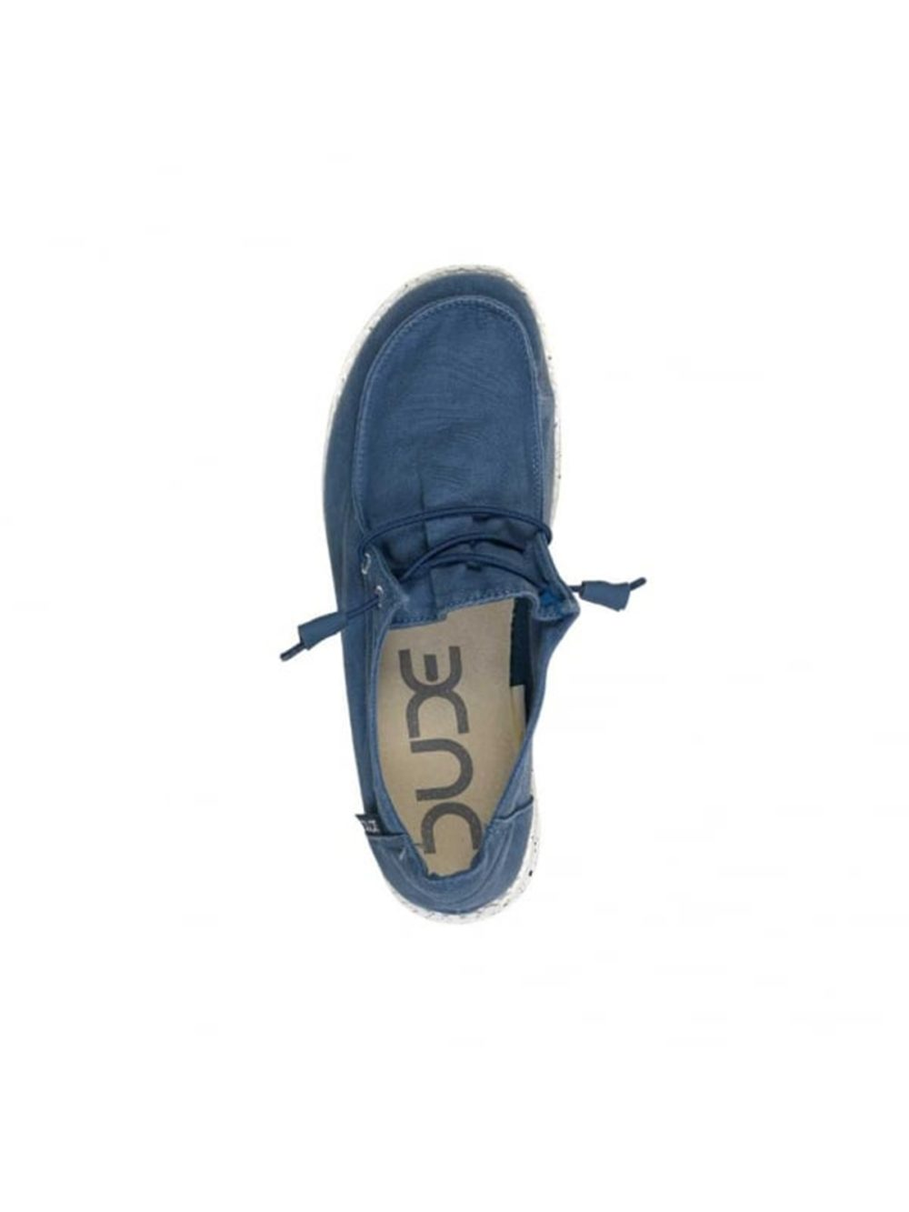 Wendy Sandstone Canvas Hey Dude Shoes Katie Kerr Women's Clothing