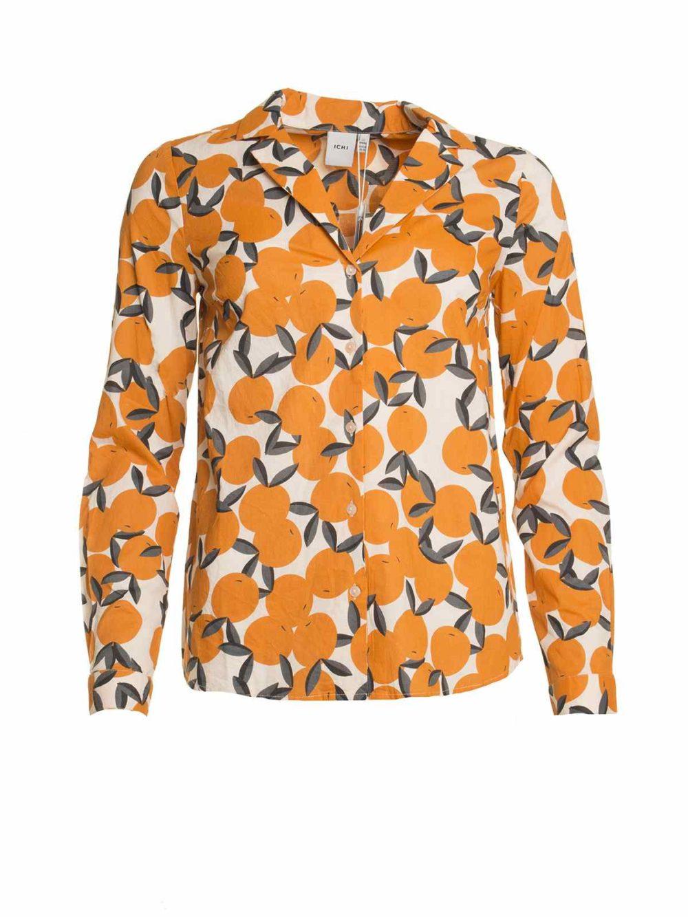Valborg Shirt ICHI Katie Kerr Women's Clothing