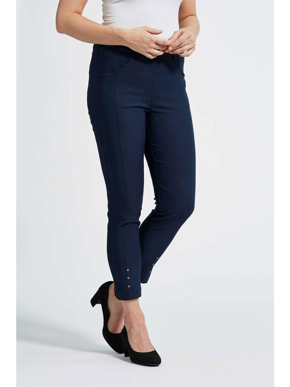 Chloe Slim Trousers Laurie katie kerr Women's clothing
