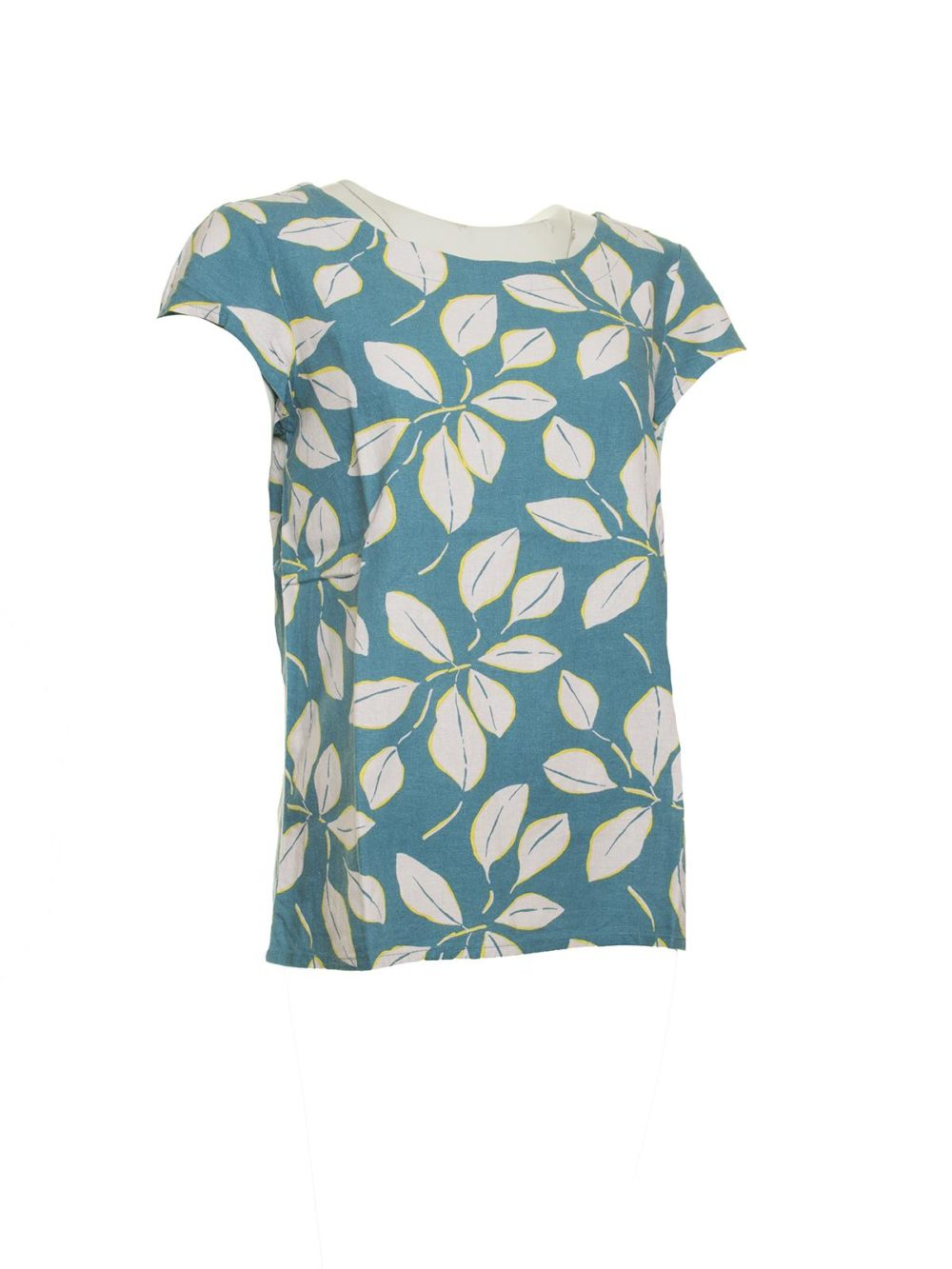 Sun and Shade Top Leaf Lily and Me Katie Kerr Women's Clothing