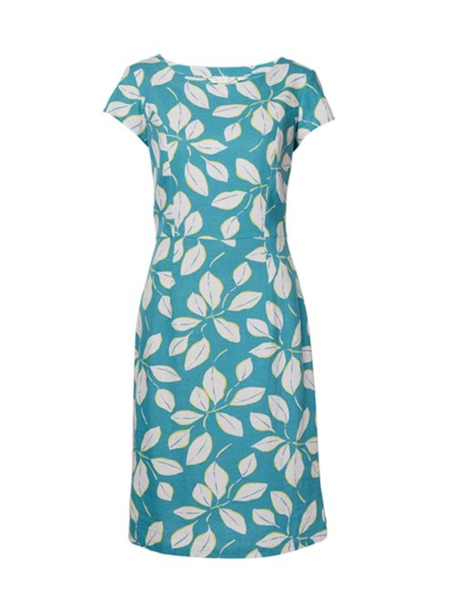 St Austell Dress Leaf Lily and Me katie kerr women's clothing