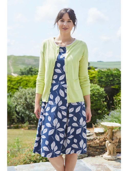 Falmouth Dress Leaf Lily and Me Katie Kerr Women's clothing