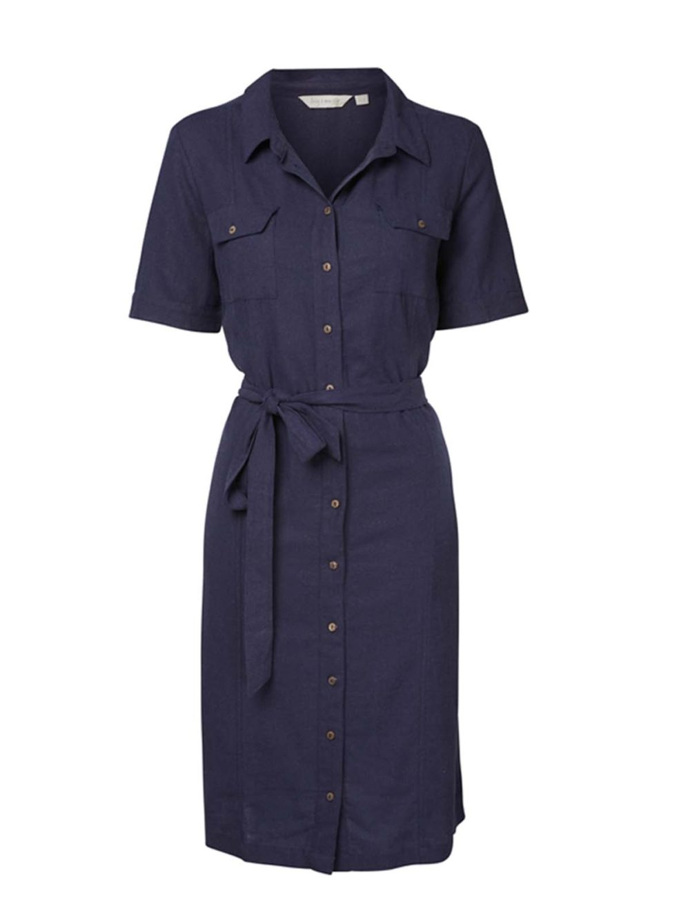 Shirt Dress Plain Lily and Me Katie Kerr Women's Clothing
