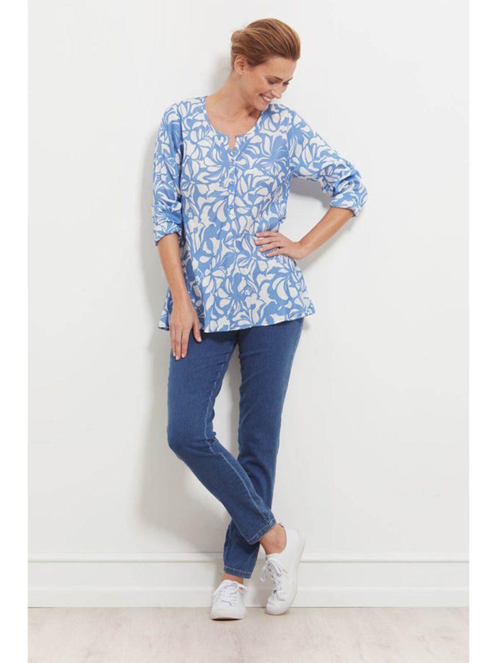 Danica Top Masai Clothing Katie Kerr Women's Clothing