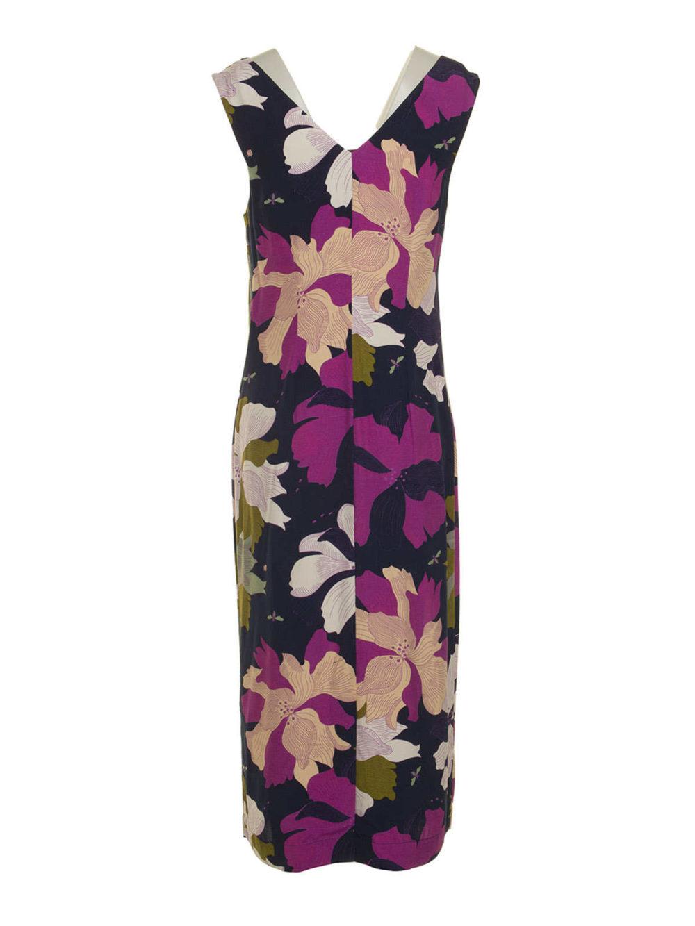 Big Nature Print Dress Nice Things Katie Kerr Women' Clothing