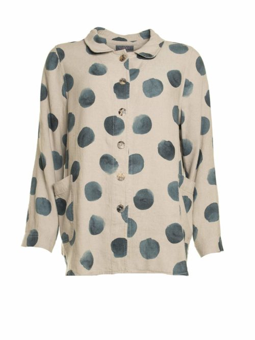Painters Spot Shirt Sahara Katie Kerr Women's Clothing