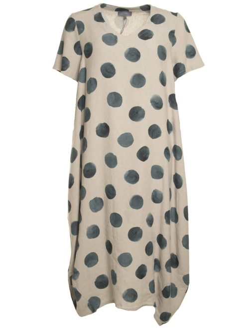 Painters Spot Bubble Dress Sahara Katie Kerr Women's Clothing