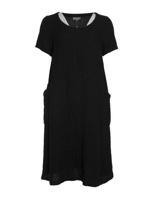 Waffle Linen Pocket Dress Sahara Katie Kerr Women's Clothing