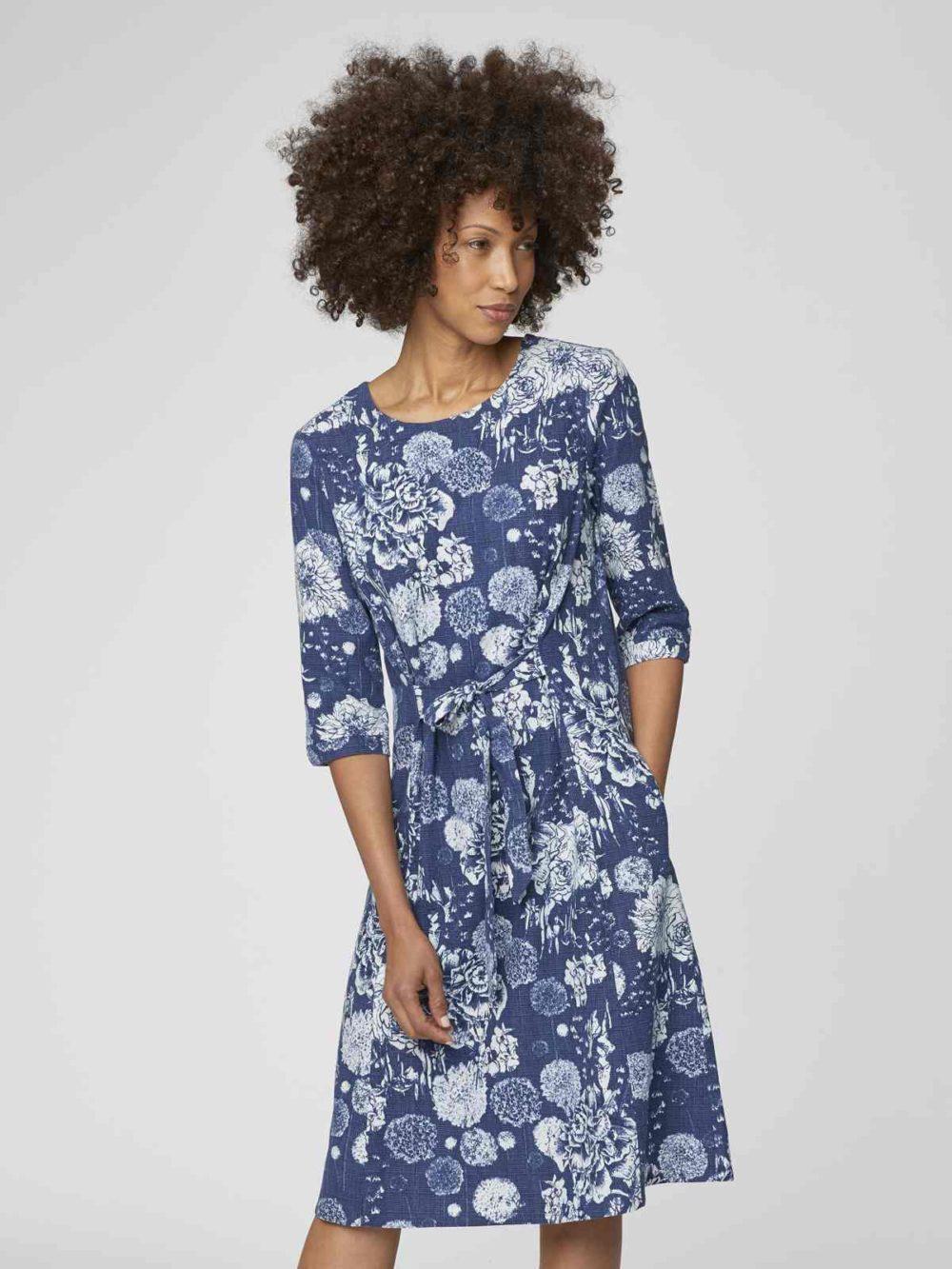 Kikii Dress Thought Clothing Katie Kerr Women's Clothing