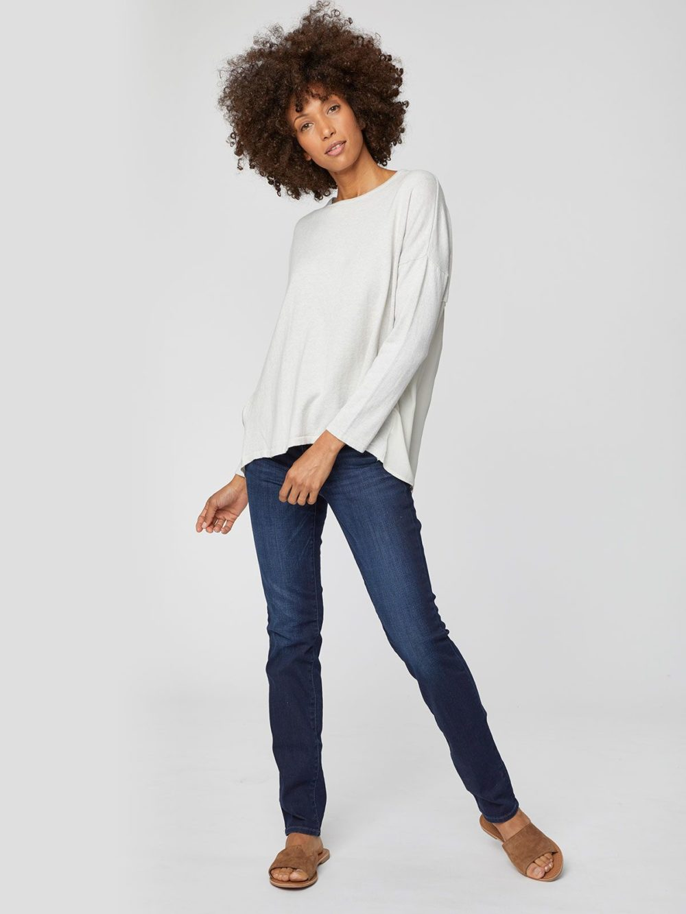 Isobel Jumper Thought Clothing Katie Kerr Women's Clothing