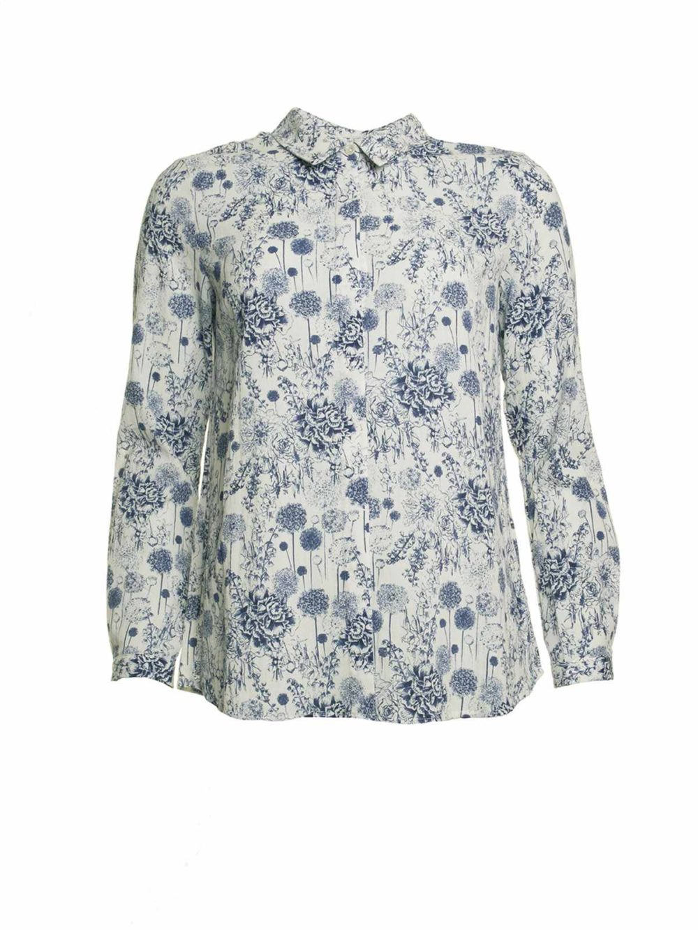 Francoise Shirt Thought Clothing Katie Kerr Women's Clothing