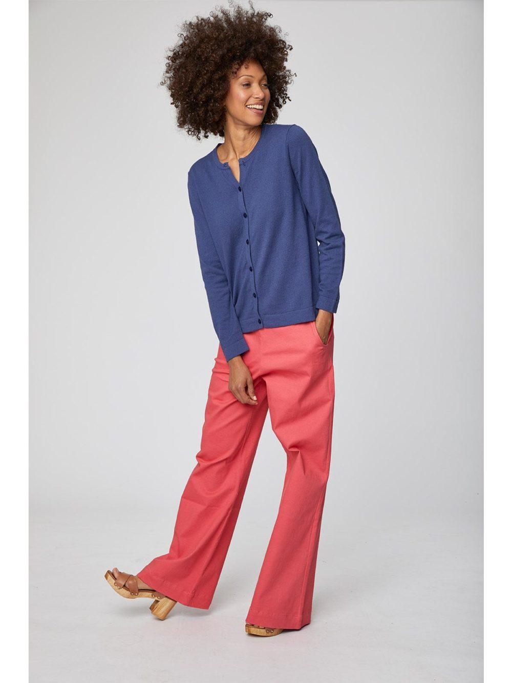 Grehta Cardigan Thought Clothing Katie Kerr Women's Clothing