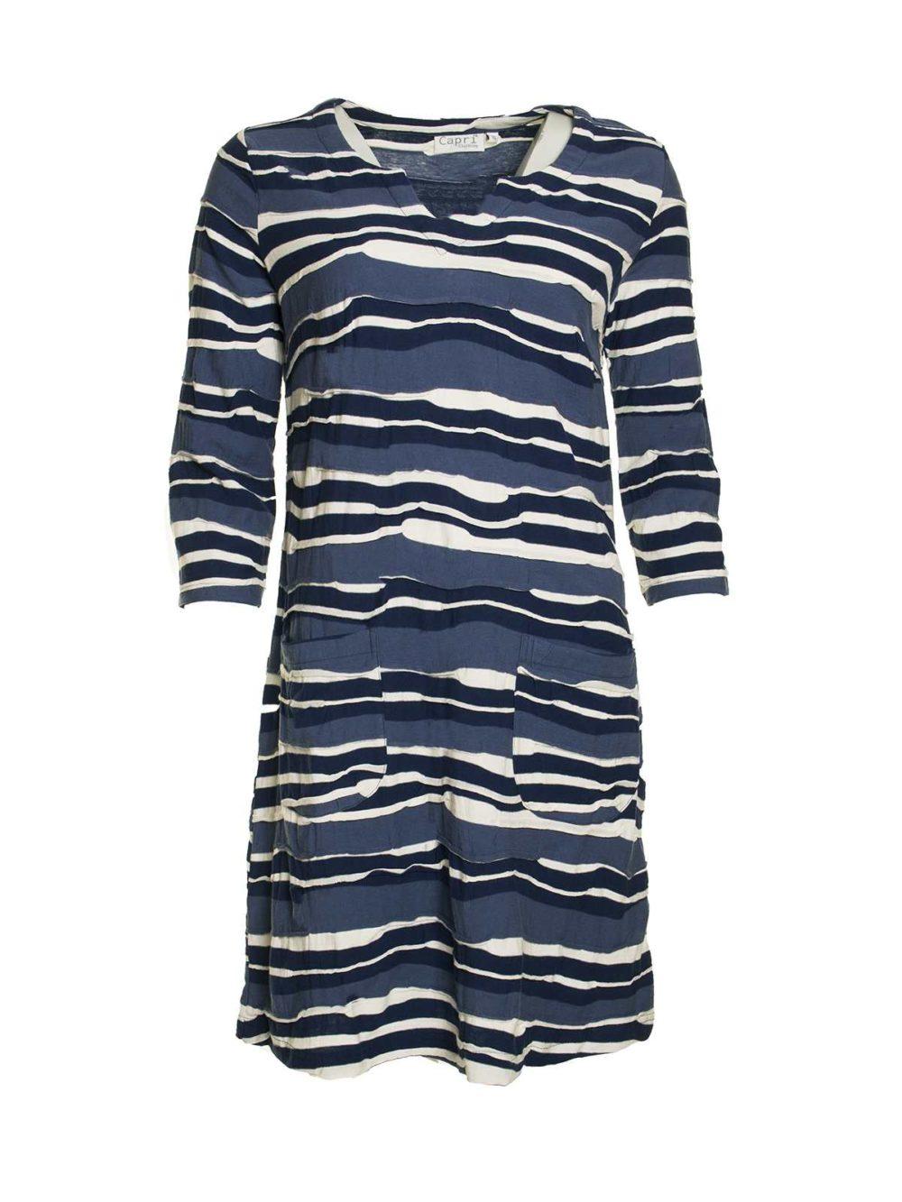 Top RPL-1502 Capri Katie Kerr Women's Clothing