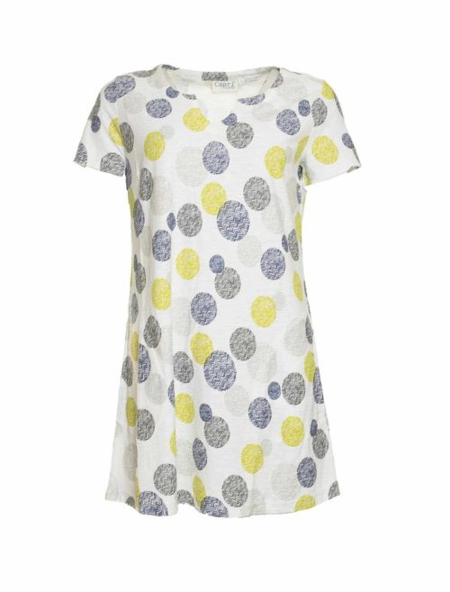 Tunic CHV-1502 Capri Katie Kerr Women's Clothing
