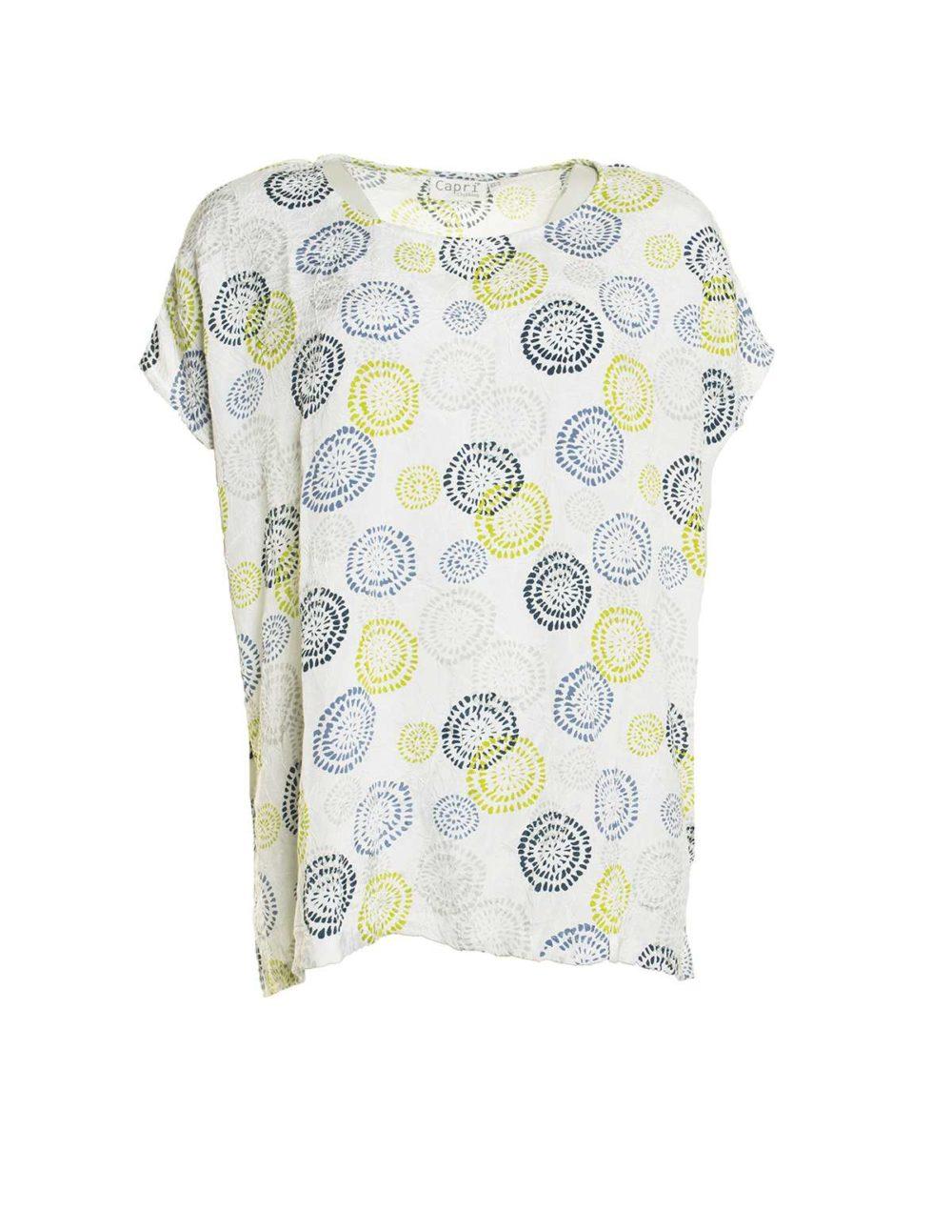 Top AML-8062 Capri Katie Kerr Women's Clothing