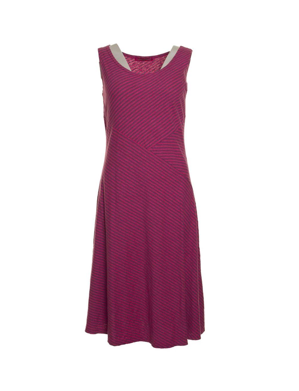 5970817 Seamed Tank Dress Cut Loose Katie Kerr Women's Clothing