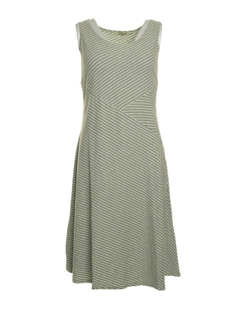 5970817 Seamed Tank Dress Cut Loose Katie Kerr Women's Clothing