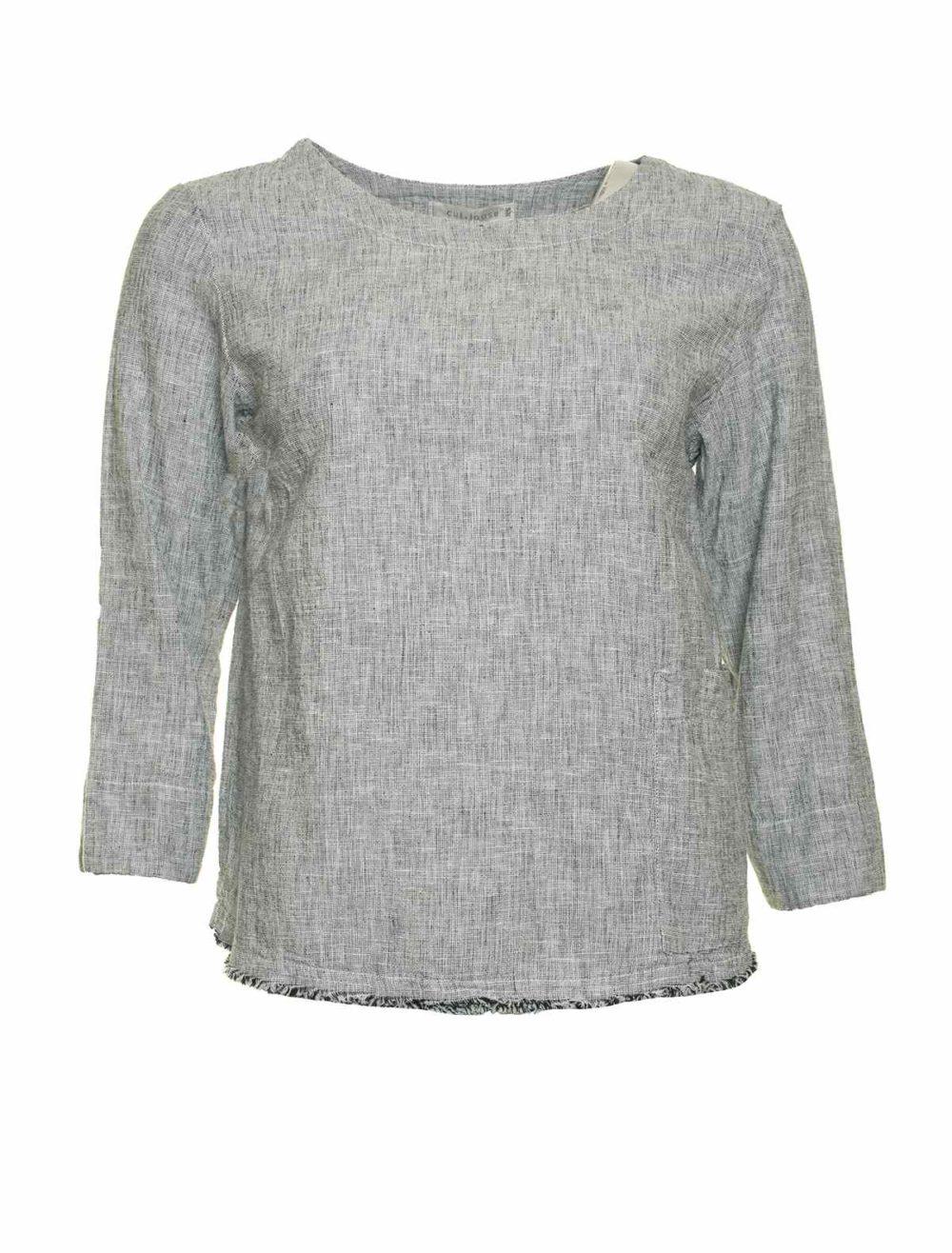 4197335 Shell Top Cut Loose Katie Kerr Women's Clothing