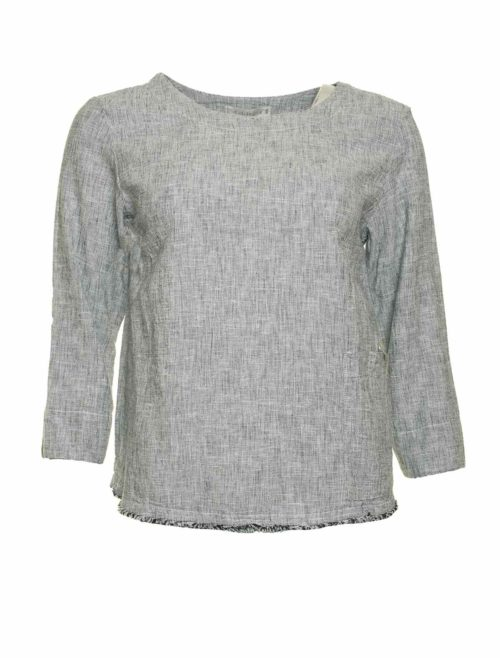 4197335 Shell Top Cut Loose Katie Kerr Women's Clothing