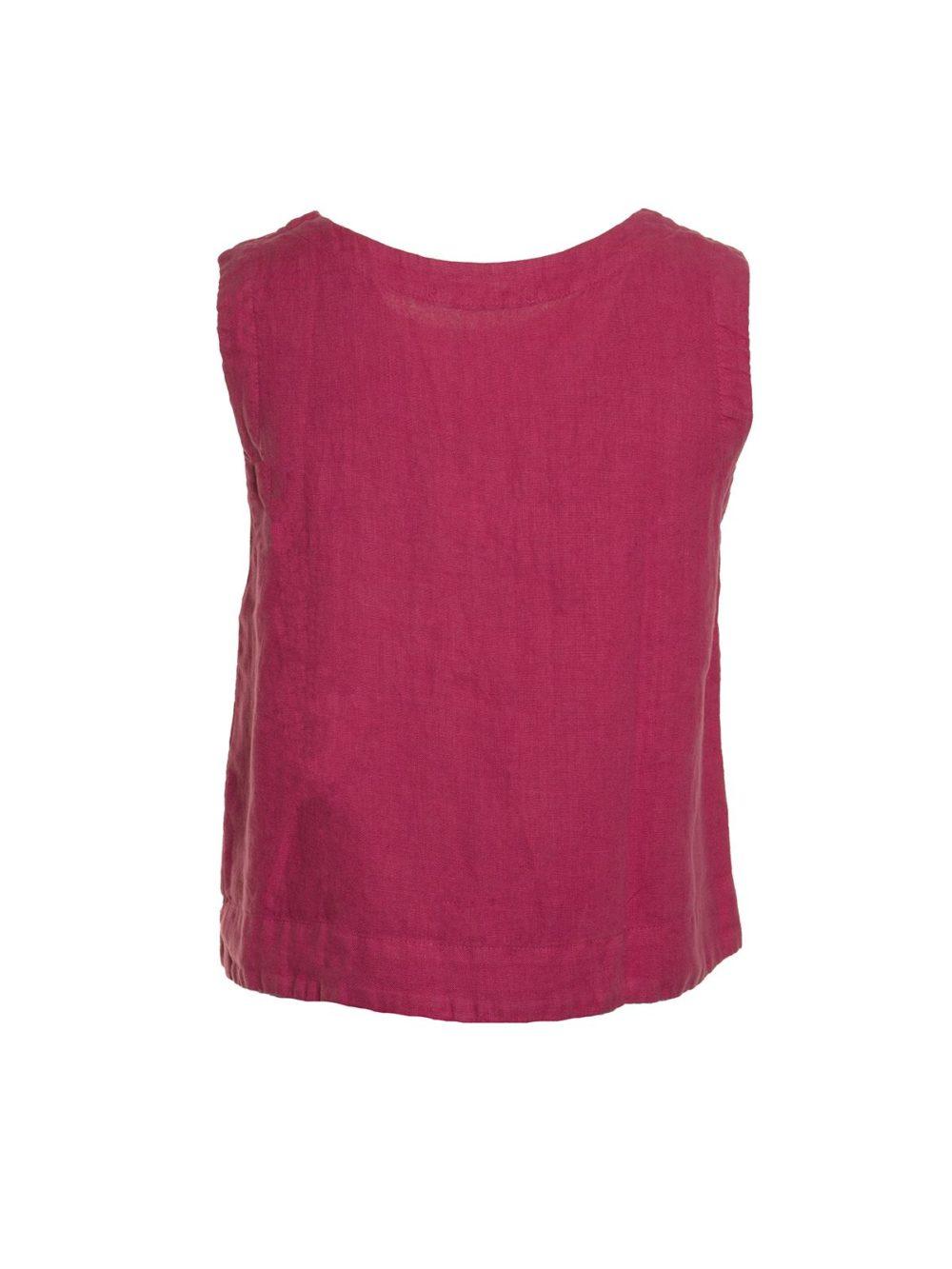 4405331 Shell Wide Top Cut Loose Katie Kerr Women's Clothing