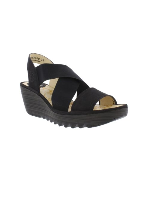 Yaji Sandal Fly London Katie Kerr Women's Clothing