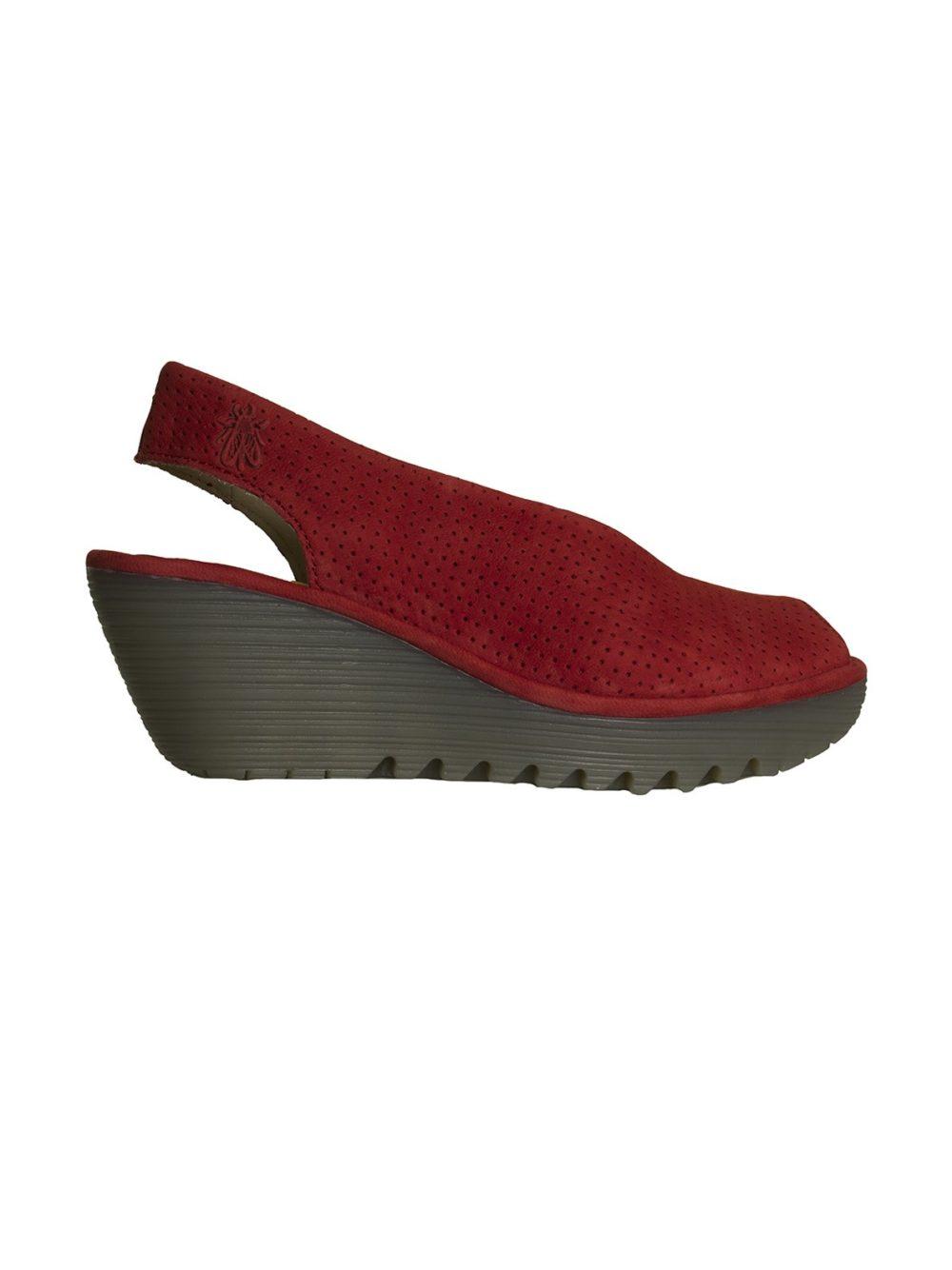Yaz Shoe Fly London Katie Kerr Women's Clothing
