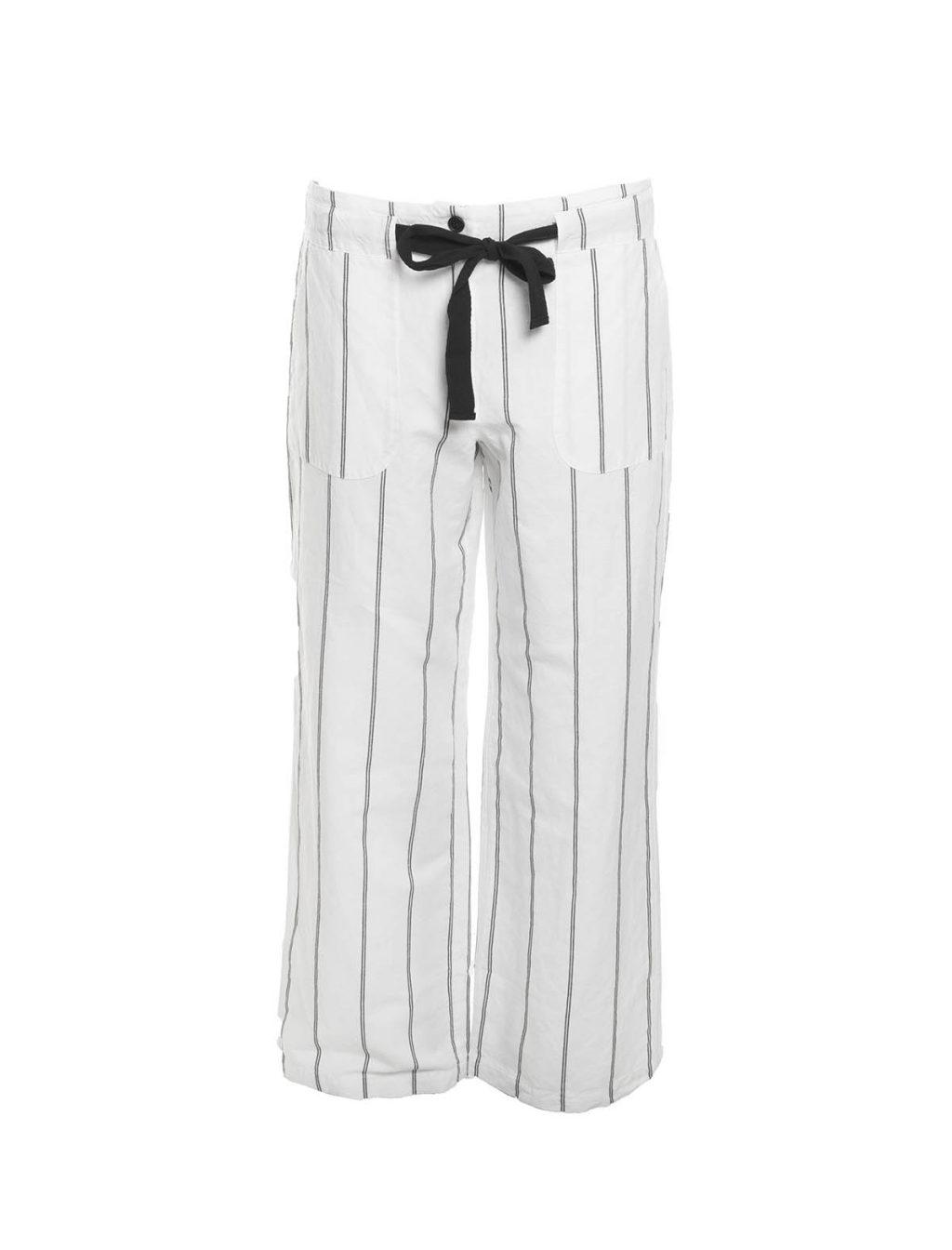 Santa Fe Stripe Wide Trousers Great Plains Katie Kerr Women's Clothing