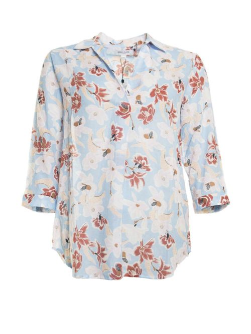 Tulum Floral Shirt Great Plains Katie Kerr Women's Clothing