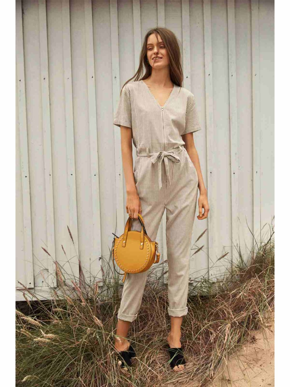 Desta Jumpsuit ICHI Katie Kerr Women's Clothing