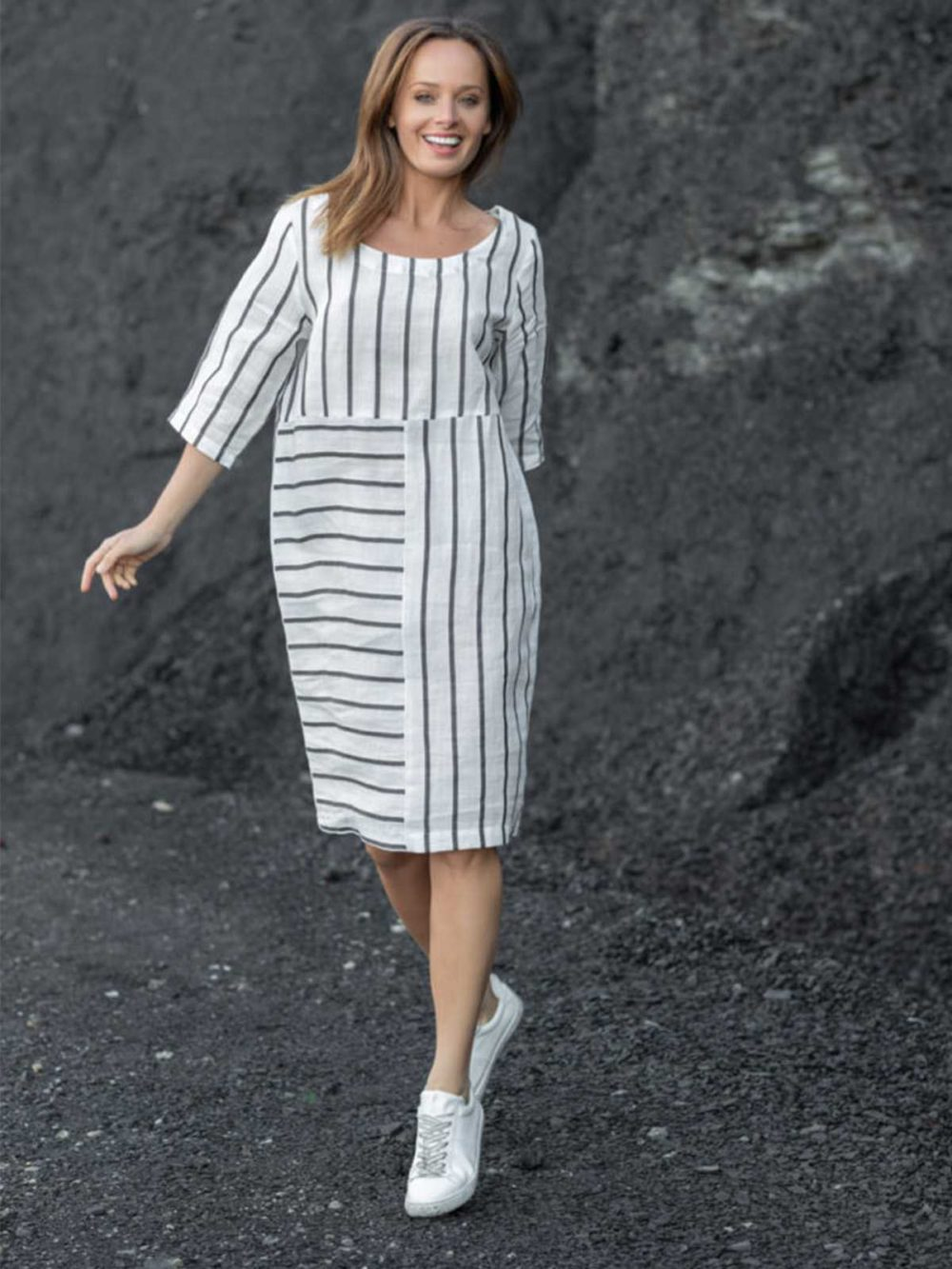 Shibuya Tunic Kokomarina Katie Kerr Women's Clothing