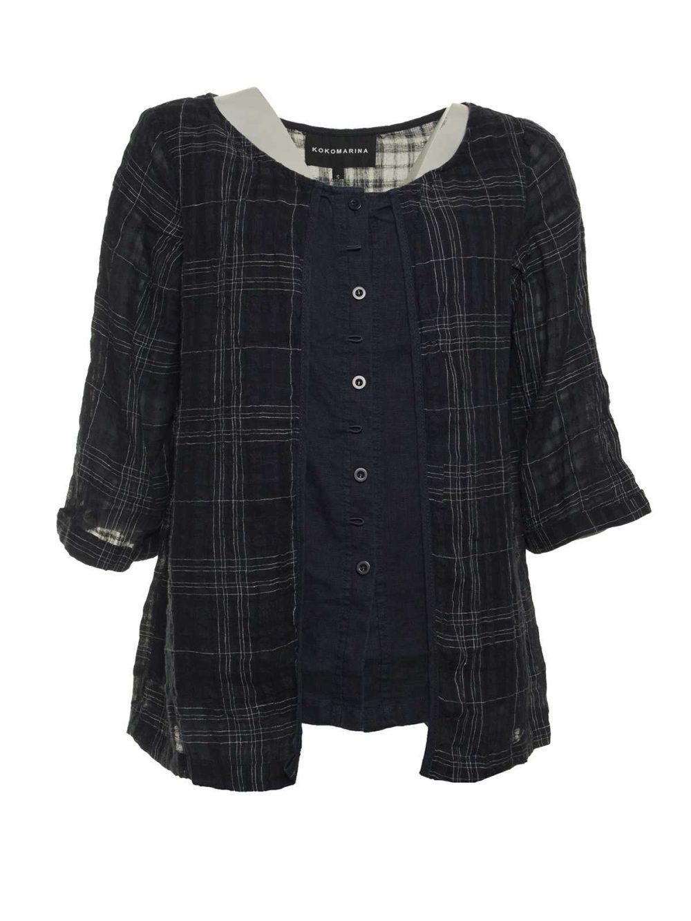 Hika Shirt Kokomarina Katie Kerr Women's Clothing