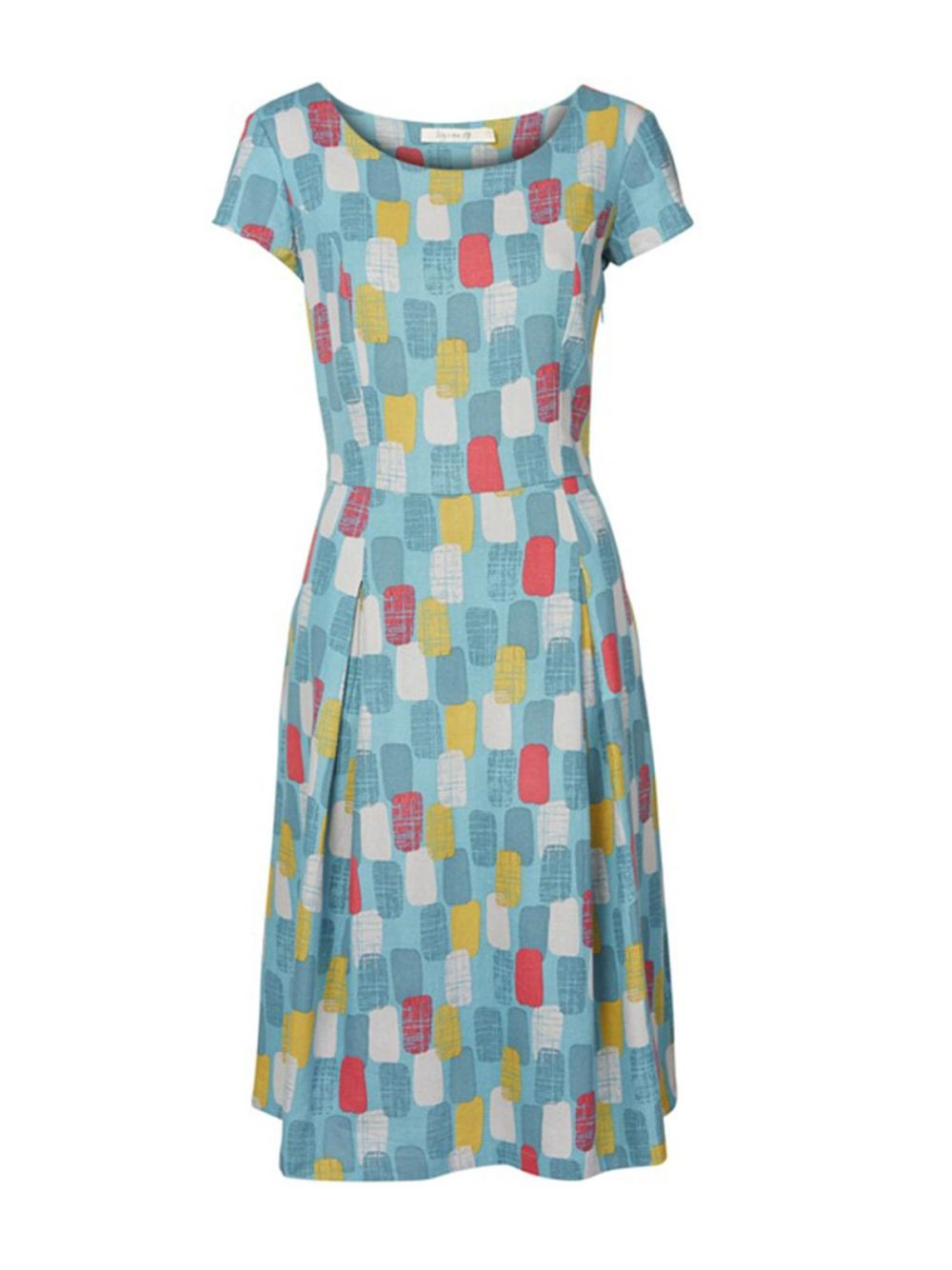 Falmouth Dress Textured Lily and Me Katie Kerr Women's Clothing