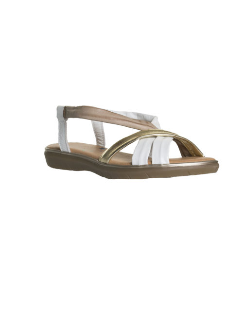 Emy Cara Platino Sandal Marila Shoes Katie Kerr Women's Clothing