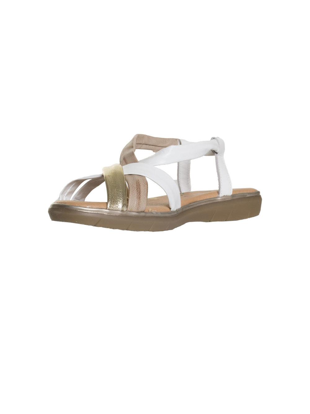 Emy Cara Platino Sandal Marila Shoes Katie Kerr Women's Clothing