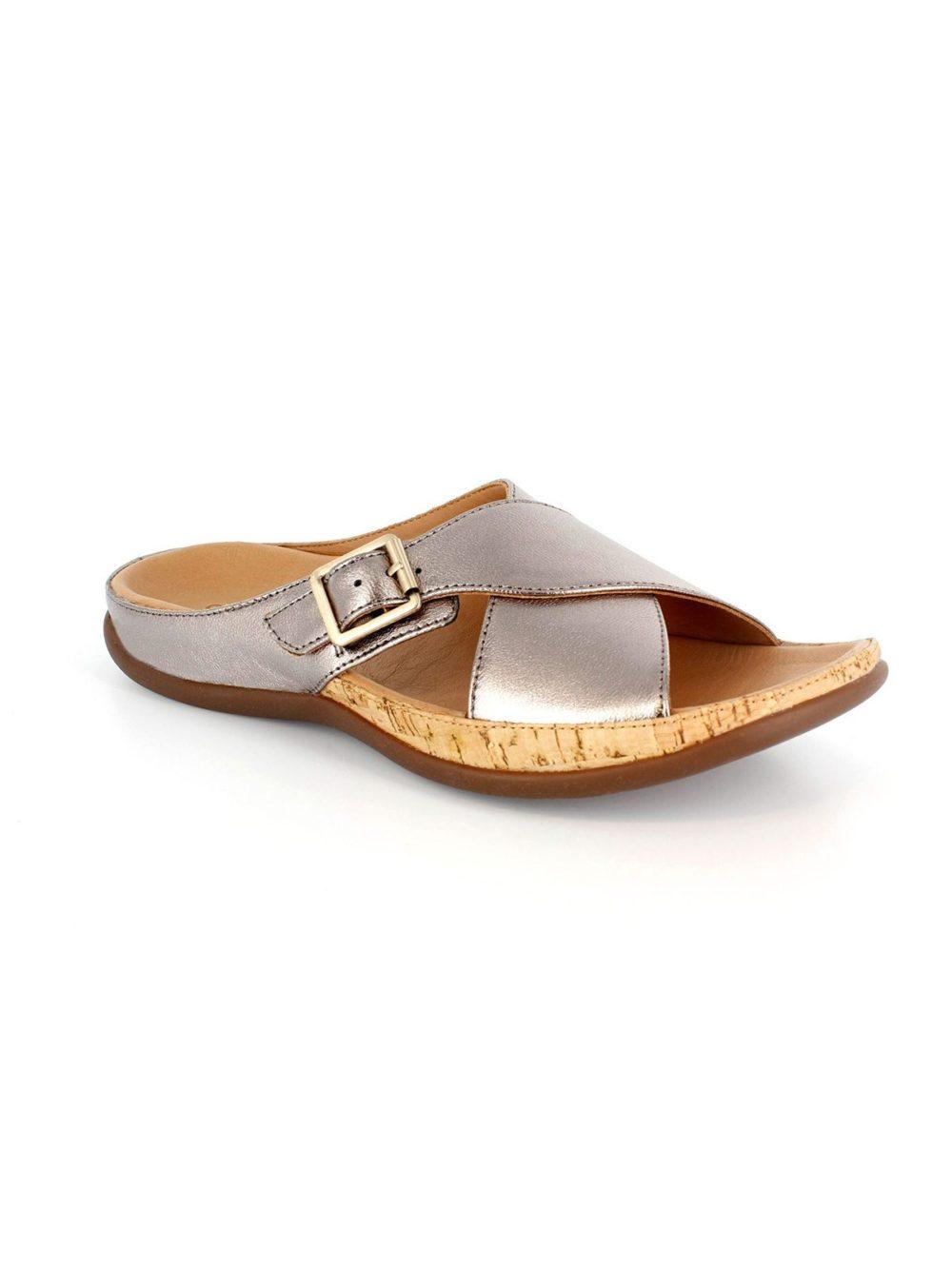 b0e21f9f26a Maria Buckle Sandal Strive Footwear Katie Kerr Women s Sandals