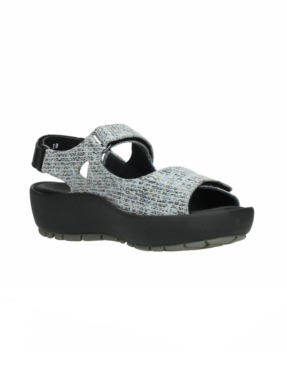 ede26c1755 Jewel Sandal Wolky Shoes Katie Kerr Women s Shoes