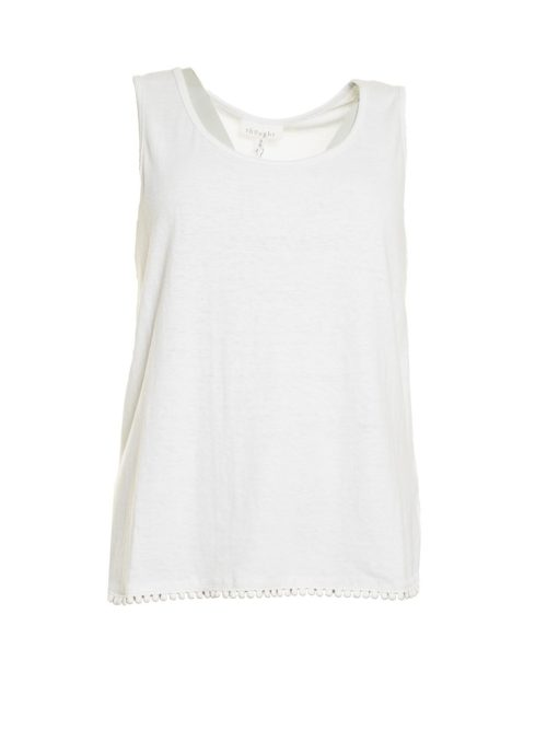 WST4141 Florianne Vest Top Thought Clothing Katie Kerr Women's Clothing