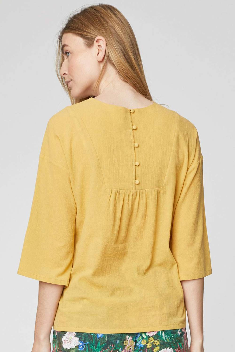 WST4194 Georgette Top Thought Clothing Katie Kerr Women's Clothing