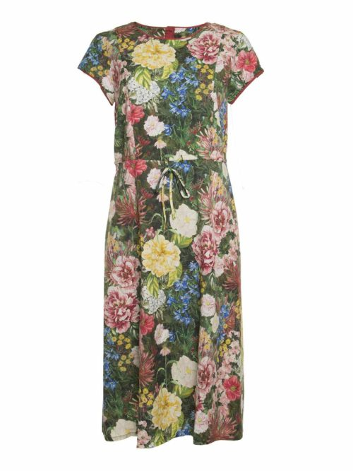 WSD4162 Leolani Dress Thought Clothing Katie Kerr Women's Clothing