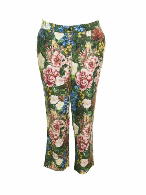 WSB4172 Leolani Trousers Thought Clothing Katie Kerr Women's Clothing