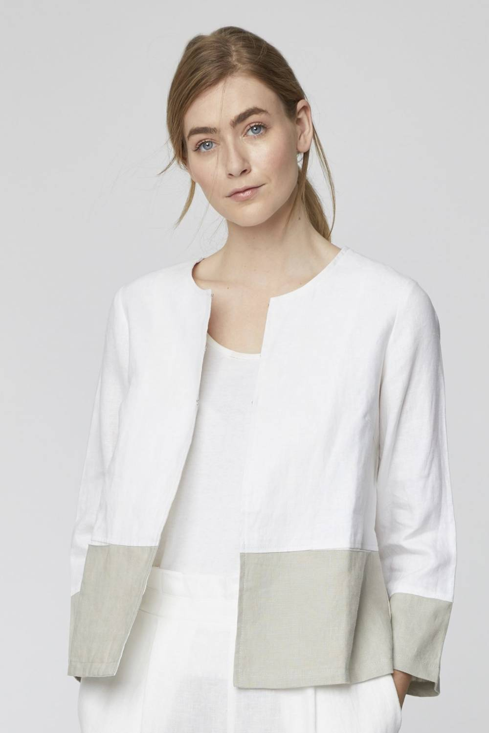 WSJ4188 Rosabel Jacket Thought Clothing Katie Kerr Women's Clothing