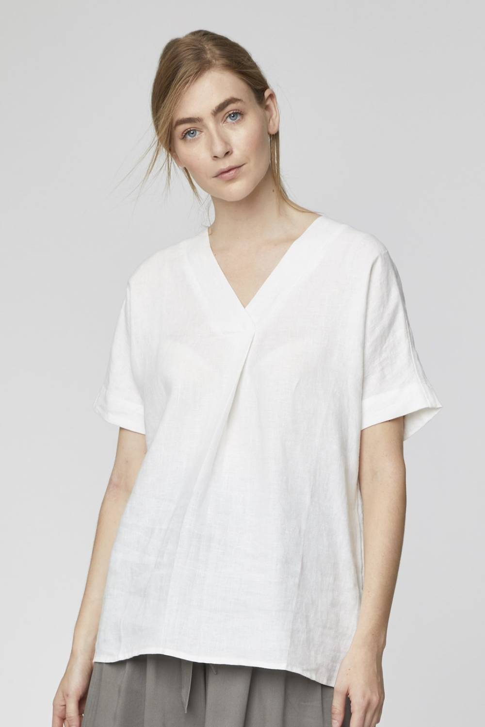 WST4148 Rosabel Top Thought Clothing Katie Kerr Women's Clothing