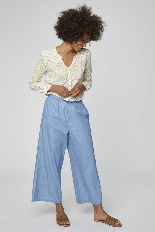 WSB4174 Samara Culottes Thought Clothing Katie Kerr Women's Clothing